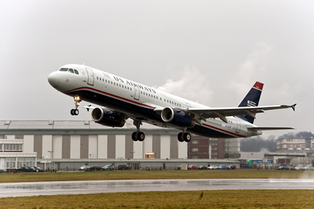 Airbus US Airways