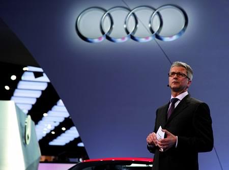 Detroit Audi