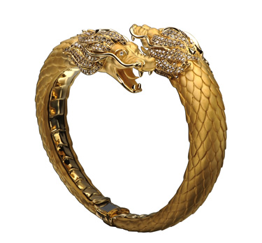 THE DRAGON BRACELET