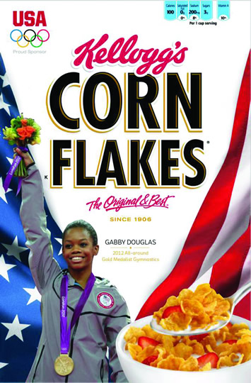 Kellogg Corn Flakes, Global Giants