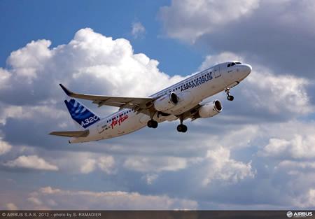 Airbus, Global Giants