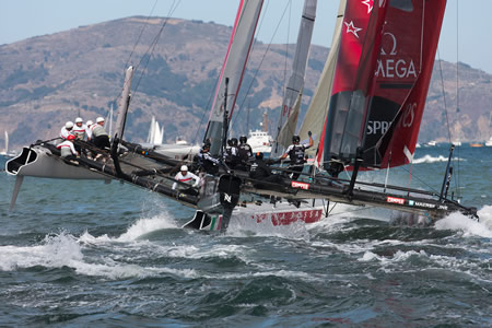 America's Cup, Global Giants