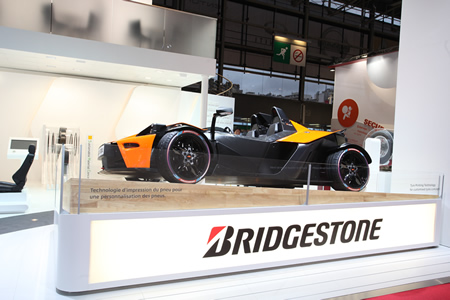 Bridgestone, International Brands