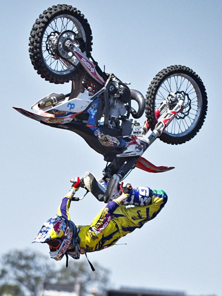 FMX Motocross, International Brands