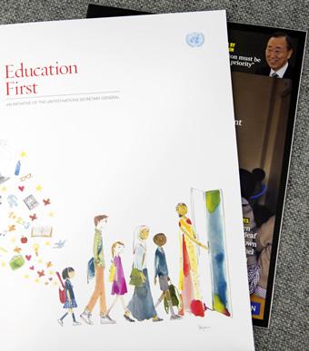 UN, International Brands