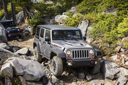 Jeep Wrangler Fiat, International Brands
