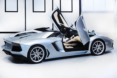 Lamborghini, Global Giants