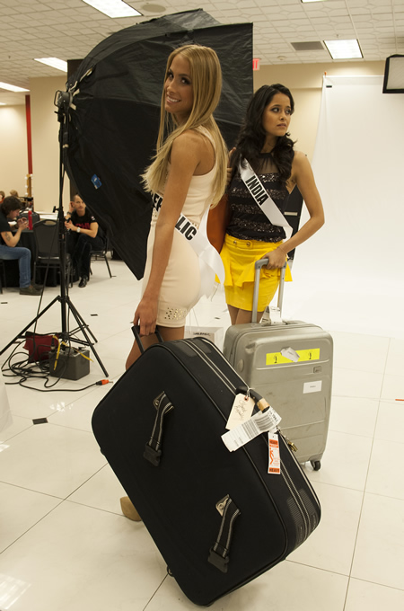Miss Universe, Global Giants