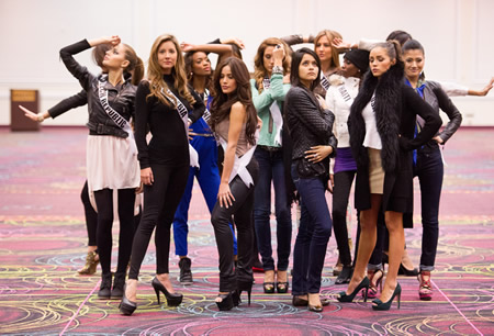 Miss Universe, International Brands