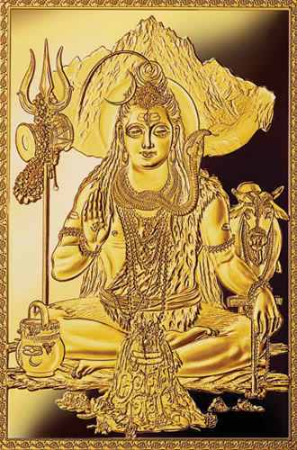 Shiva, India, Global Giants