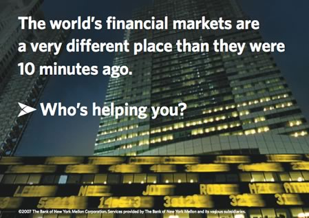 The Bank of New York Mellon