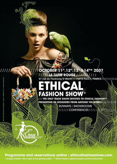 ETHICAL FASHION SHOW PARIS