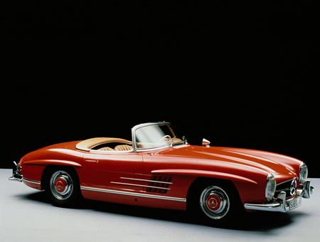 Photo: 1957 Mercedes-Benz 300 SL