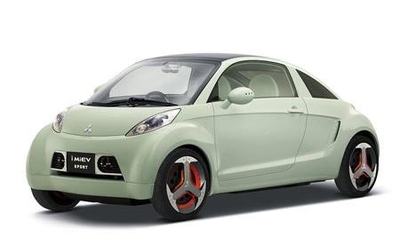 Mitsubishi-i MiEV SPORT