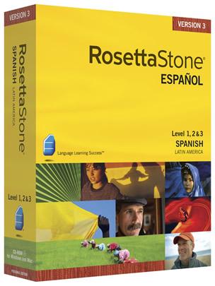 Rosetta Stone Espanol