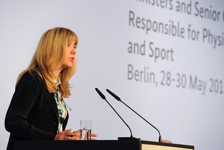 Unesco, Sports, Berlin, Global Giants