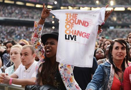 London Concert, Global Giants