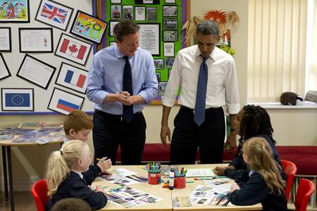G8 Summit, Global Giants