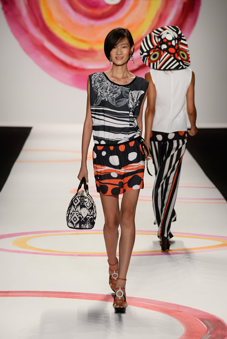 Mercedes-Benz Fashion Week New York, Global Giants