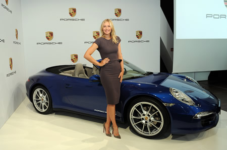 Porsche Sharapova, Global Giants