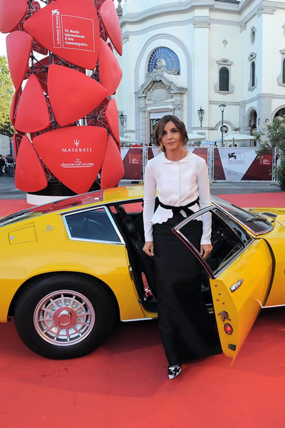 Venice International Film Festival, Global Giants
