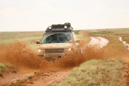 Land Rover, Global Giants