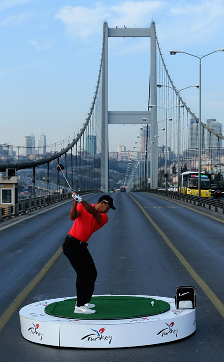 Tiger Woods, Global Giants