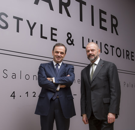 Cartier, Global Giants