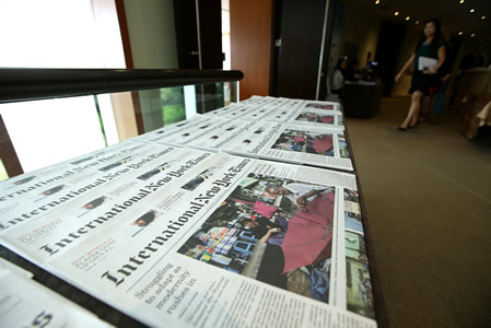 International New York Times, Global Giants