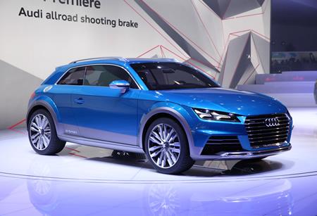 Auto Show, Global Giants