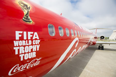 FIFA, Coca-Cola, Global Giants