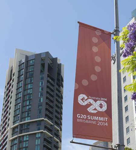 G20 Summit, Global Giants