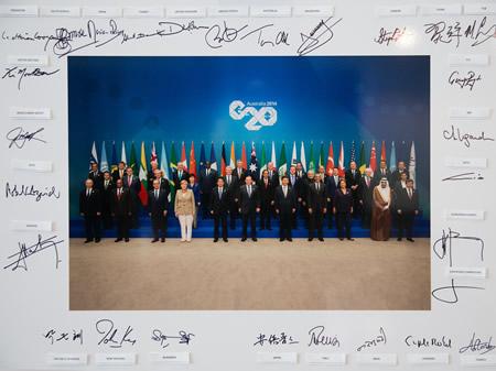 G20 Summit, Global Giants