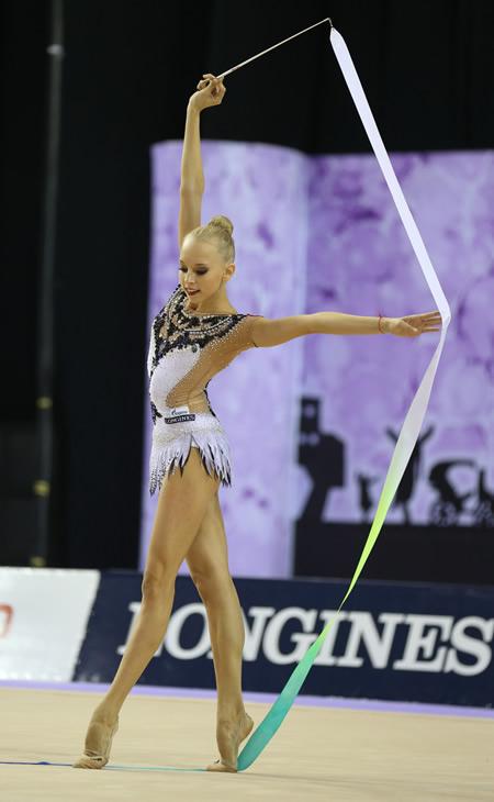 Longines, Rhythmic Gymnastics, Global Giants