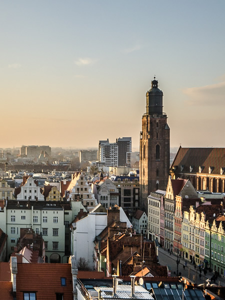 Wroclaw, UNESCO World Book Capital, Global Giants