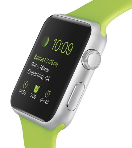 Apple Watch, Global Giants