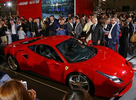 Ferrari, Global Giants