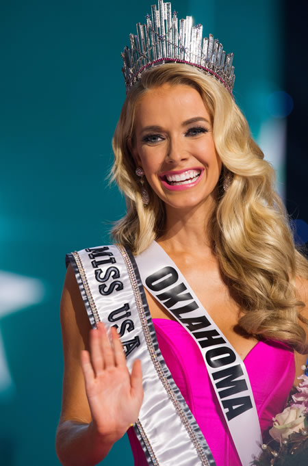 Miss USA 2015, Global Giants