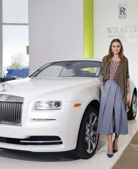 Rolls-Royce, Olivia Palermo