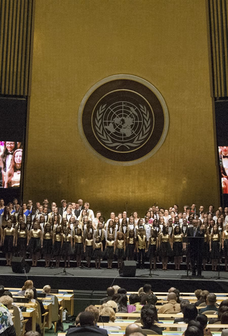 United Nations, 70th Anniversary