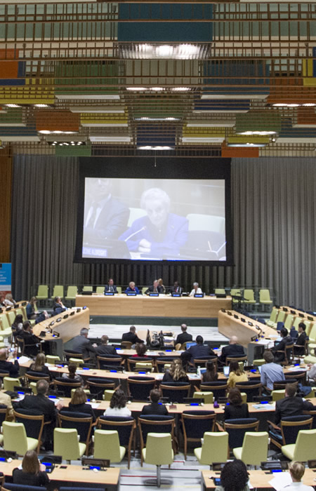 UN Global Report