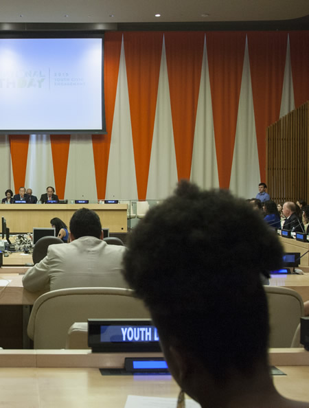 United Nations International Youth Day