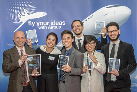 Airbus, Fly your Ideas