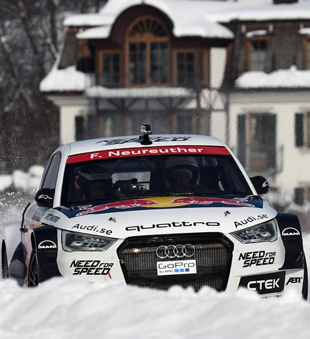 Audi Sports, Global Giants