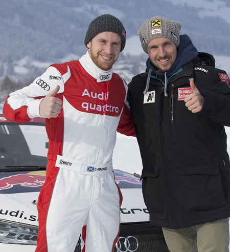 Audi Sports, Global Giants