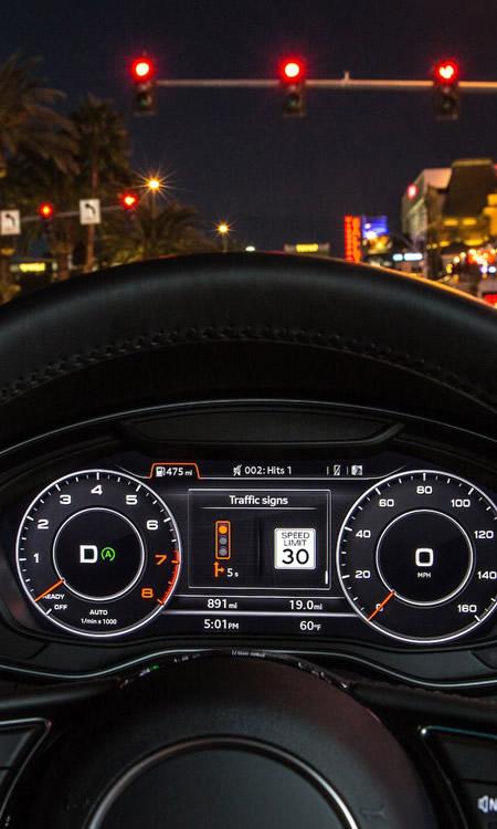 Audi Traffic