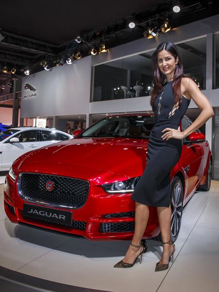Jaguar, Katrina Kaif
