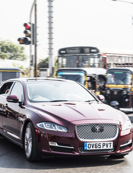 Jaguar, Mumbai, Global Giants