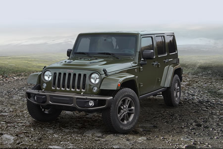 Jeep, India