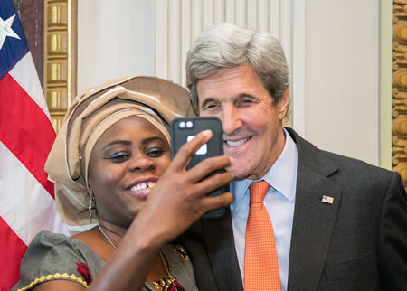 John Kerry, State Department